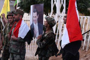 Assad sworn in as Syrian President for 4th term