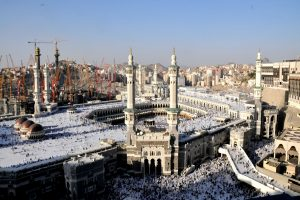 Grand Mosque in Mecca receives 1st batch of Haj pilgrims