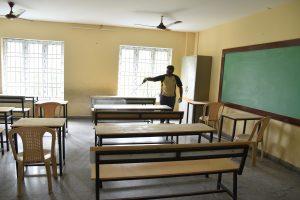 Tamil Nadu schools await govt nod to reopen