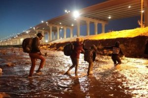 Migrant encounters at US-Mexico border reach yearly high