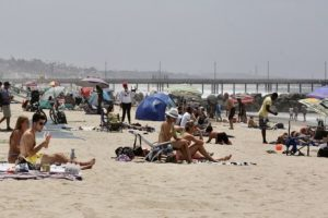 Heatwaves in US lead to surging illness: CDC