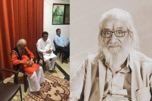 Maha celebrates as eminent author Babasaheb Purandare turns 100