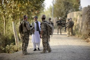 Afghans who backed US military to be evacuated