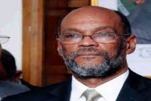 Ariel Henry sworn-in as new Haiti PM