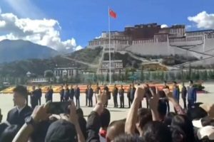 Chinese President makes surprise visit to Tibet