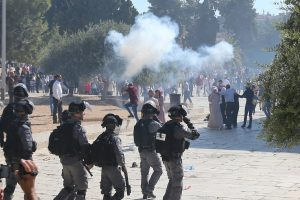 Israel's measures of displacing Palestinians illegal: EU