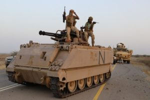 Joint Yemeni forces foil Houthi attack