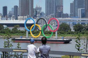 Olympics set to begin amid Covid-19 gloom