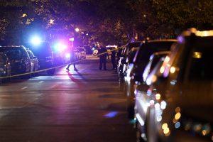 4 people shot at outside stadium in Washington DC