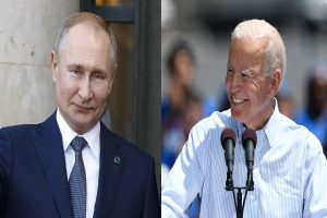 Biden urges Russia to act against ransomware attacks
