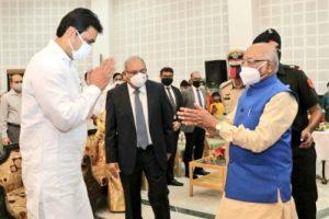 19th Tripura Governor Satyadev Arya takes charge