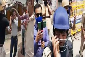 Action likely against IAS officer who thrashed journo