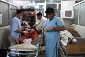 Afghan civilian casualties drastically down last week