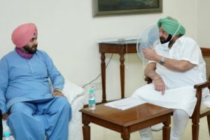 Sidhu advisor threatens to reveal Captain Amarinder Singh's 'secrets'