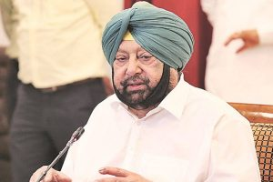 Farm laws drafted with consent of Akali Dal, says Amarinder Singh