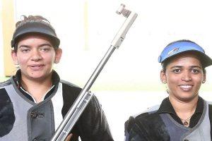 No finals for Anjum Moudgil, Tejaswini Sawant in women's rifle 3P shooting