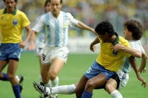 Brazil and Argentina clash in a soccer final for 5th time