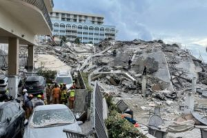 Florida building collapse toll reaches 18