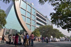 Minor fire breaks out at CBI headquarters in Delhi