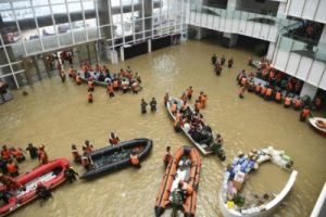 Death toll from rainstorms in China's Henan reaches 56