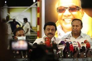 DMK to highlight HC's rebuttal of BJP's plea against NEET panel