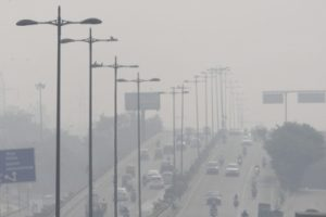 Delhi sees highest increase of NO2 in air pollution in last 1 year