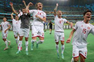 Denmark get the better of Czech Republic to reach semifinals