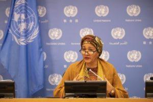 UN Deputy chief warns of 'bloody surge' in humanitarian crises