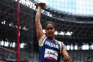 Impressive Kamalpreet finishes 2nd in discus qualification