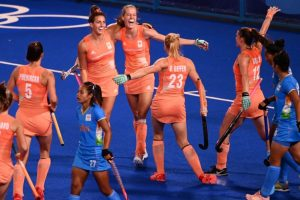 Netherlands Thrash India 5-1 In Women's Hockey : Tokyo Olympics