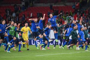 Italy edge out Spain in shootout to reach Euro final