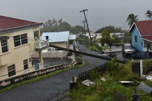 Hurricane Elsa races toward Haiti amidst fears of landslides