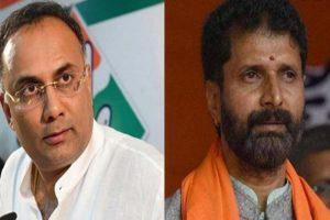 BJP's Ravi & Cong's Gundu Rao spar over population control policy