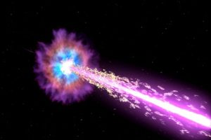 Indian astronomers part of team spotting unique Gamma-ray burst