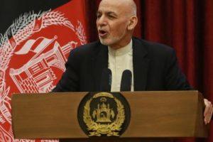 10,000 jihadi fighters have crossed into Afghanistan from Pak: Ghani