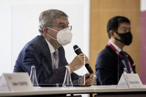 IOC's Bach slips up and refers to Japanese as 'Chinese'