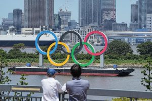 IOC approves adding 'together' into Olympic motto