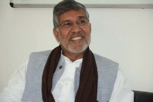 Nobel Laureate Satyarthi demands urgent passage of Anti-Trafficking bill in monsoon session