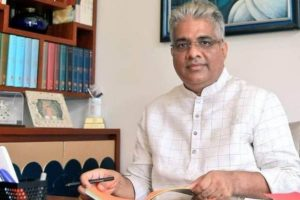 BJP's organisation man Bhupender Yadav takes charge of Labour Ministry