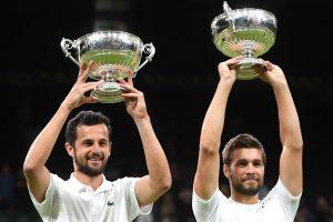 Mektic, Pavic wins men's doubles at Wimbledon