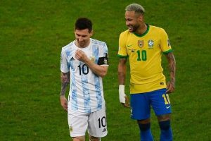 Messi and Neymar 2 best players at Copa America