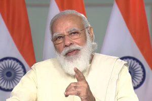 Cooperation and collaboration can mitigate Covid crisis : PM Modi