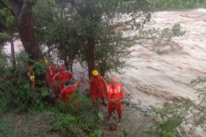 NDRF swings into action; 10 missing, one dead in Himachal flashfloods