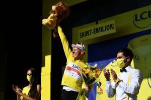 Pogacar eyes 2nd Tour de France title on Champs-Elysees