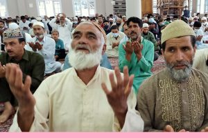 Eid celebrated across J&K, Ladakh