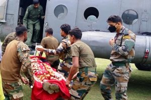 Search continues for 19 missing after cloudburst in Kishtwar village, IAF joins rescue operations