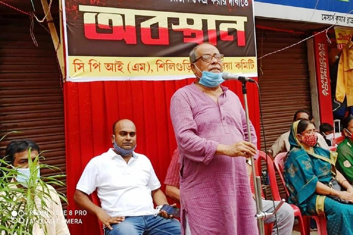 TMC, Asok Bhattacharya, BJP