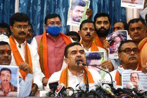BJP ruckus forces Guv to cut short his speech