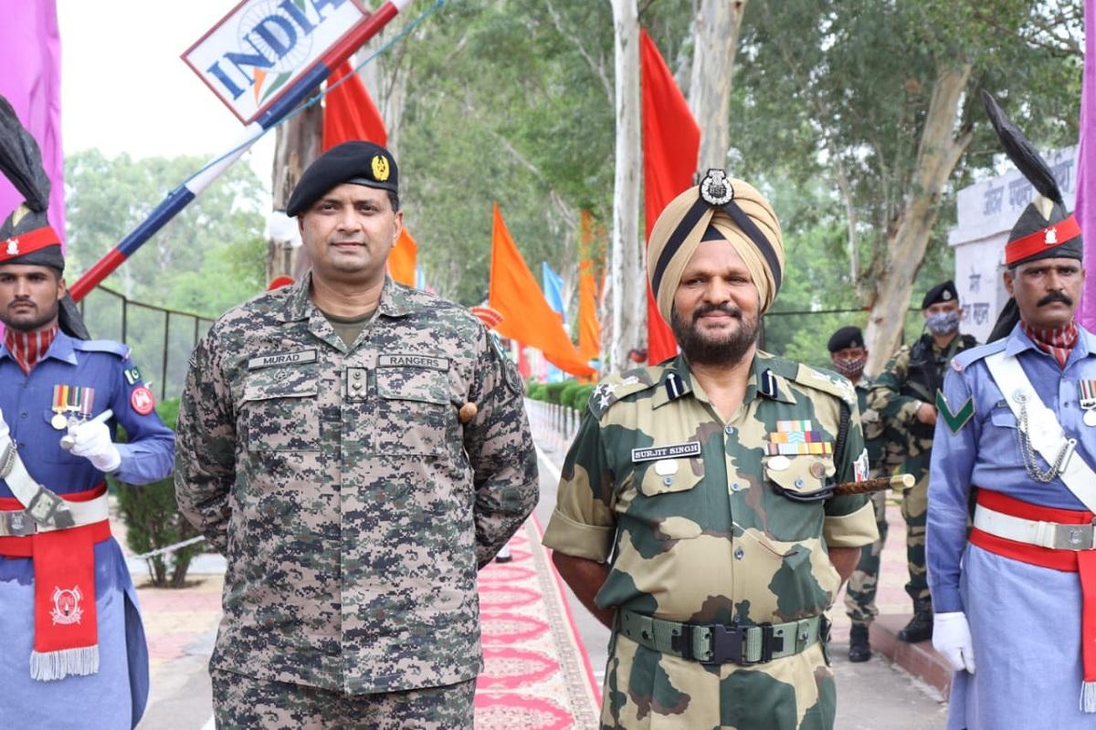 BSF, Pakistan Rangers, drone attacks, Jammu