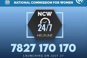 Nationwide 24/7 helpline for women affected by violence to be launched today